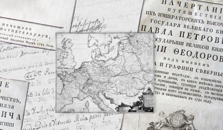 Unterwegs: Europareise des russischen Thronfolgers
