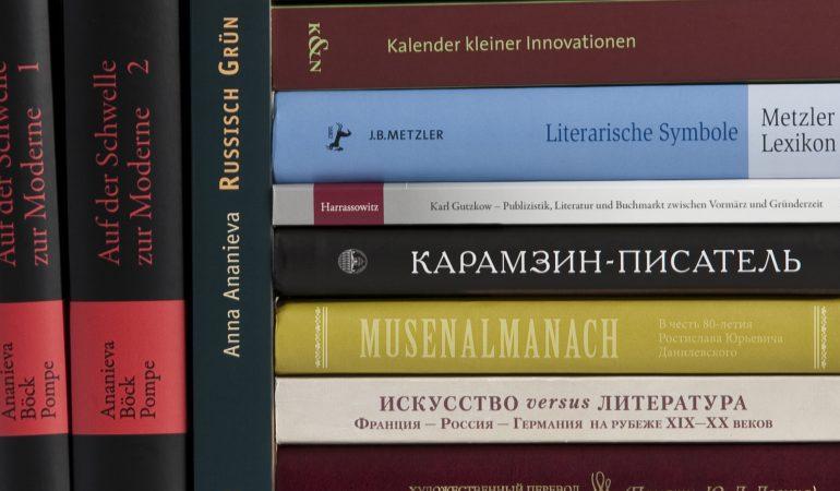 Karamzin und Literatur im Stile élégance