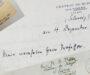 Ein unbekannter Brief Rilkes aus Muzot